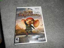 The Tale of Despereaux  (Wii, 2008), Complete!!!