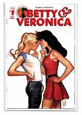 BETTY & VERONICA #1 Vol 2 - Cover A - Adam Hughes Cover - Archie Comics!