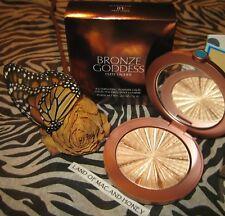 Estee Lauder BRONZE GODDESS HEAT WAVE Illuminating Gelee +Daywear/Perfume Gift