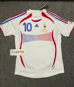 Maillot de foot équipe de France (2006) (ZIDANE)