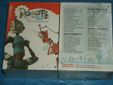 ROBOTS 'THE MOVIE' Complete Base Set Of 90 Trading Cards Animation Fender,Rodney