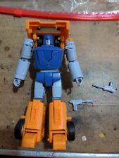 Transformers G1 3rd Party 3 Mighty Warriors Masterpiece HUFFER! LOOSE COMPLETE!