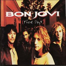 BON JOVI These Days CD
