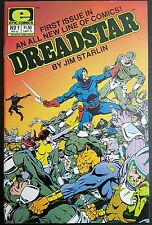 DREADSTAR #1 (1982 MARVEL/EPIC) *1st COMIC BOOK PUBLISHED BY EPIC COMICS* NM-/NM