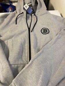 Boston Bruins Adidas Zip-Hoodie (Large) Retails For $100