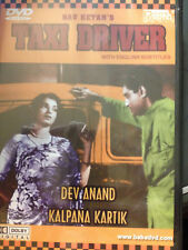 Taxi Driver, Dvd, Baba Digital Media, Hindu Language, English Subtitles, New