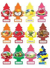 12 Little Trees Hanging Air Freshener Car Freshner Fruit Rare Assorted