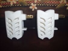 2 Double Strength Glade Electric Gel Warmers No Gels refills