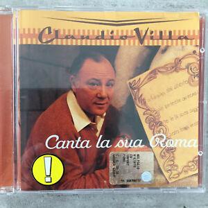CLAUDIO VILLA: Canta la sua Roma (CD Warner Fonit 3984 266606-2 / neu)