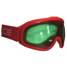 SALICE Senior LL Da Sci Snowboard Occhiali Anti-Fog Lens-Rosso/Verde