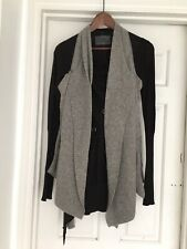 Super cool All Saints layered style longer cardigan Uk 8