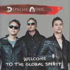 "DEPECHE MODE "" WELCOME TO THE GLOBAL SPIRIT, CD """