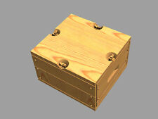 1/35 PANZER ART RE35-379 SIX A..O BOXES for US 0.5 cal a..o (WOODEN PATTERN)
