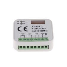 1pcs garage gate door remote control receiver  HU
