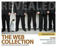USED (VG) The Web Collection Revealed Premium Edition: Adobe Dreamweaver CS5, Fl