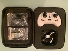 New High Performance Mini Drone With Controller With Case 4 Modes Charging Cord