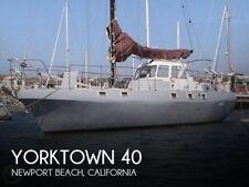1985 Yorktown 40 Used