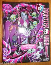 MONSTER HIGH SWEET SCREAMS ABBEY BOMINABLE DOLL TARGET EXCLUSIVE RETIRED