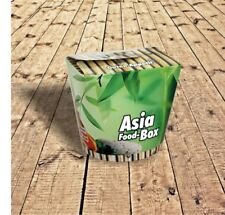 500 Asiabox Asiaboxen Nudelboxen Foodboxen Take Away 16oz 450ml