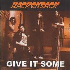 hackensack - give it some  (UK 1969-72 )  CD  digipak