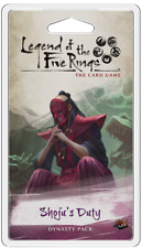 Legend of the Five Rings: Dynasty Pack - Shoju's Duty