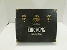King Kong - Peter Jackson's Production Diaries.  SIGNED!!!  + 2 CDs SIGNED!!