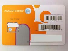 AT&T Unlimited Data SIM - $99 MONTH - NO THROTTLING - NO CAP -HOTSPOT