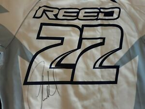 Chad Reed Autographed Jersey