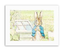 Helen Beatrix Potter Peter Rabbit affiche photo Toile Art Prints
