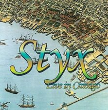 Styx - The Chicago Illusion (NEW 2 x CD)