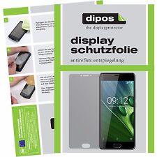 2x Acer Liquid Z6 Plus Schutzfolie matt Displayschutzfolie Folie dipos