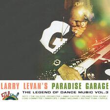 LARRY LEVAN'S PARADISE GARAGE VOL .3  3 X LP SET 11 TRACKS NEW SALSOUL ORCH.