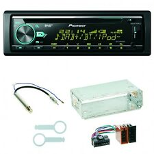 Pioneer DEH-X7800DAB Autoradio USB CD MP3 Einbauset für Skoda Octavia 1U Superb