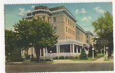 USA, Fort Bedford Inn, Bedford Pa. Postcard, A814