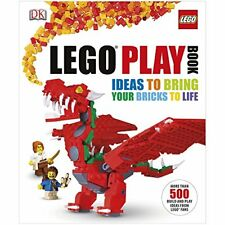 LEGO PLAY BOOK - IDEAS TO BRING OUR BRICKS TO LIFE By LEGO