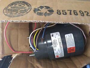 Dayton 71626626M Hvac Motor,1/8 Hp,3000 Rpm,115V,3.3