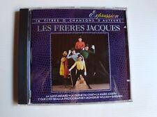 LES FRERES JACQUES -  CD EXPRESSION 830958 - COMPILATION 16 TITRES