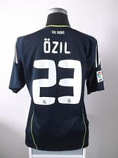 Mesut Özil #23 REAL MADRID AWAY FOOTBALL SHIRT JERSEY 2010/11 (L)