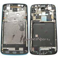 OEM ATT Samsung Galaxy S4 Active i537 i9295 LCD Frame Chassis Housing Bezel Blue