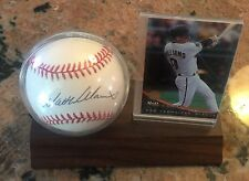 Matt Williams Autographed Official League Baseball W Certificate Of Authenticity