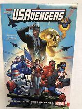 U.S.Avengers Vol.1:American Intelligence Mechanics | Softcover(2015)(NM)Al Ewing
