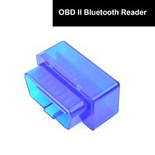 Car OBD2 Reader Bluetooth Adapter 16Pin Scanner for Android GPS Stereo Cellphone