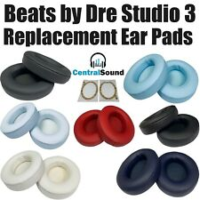 Genuine Beats By Dr Dre Studio 3 Wireless Headphones Ear Pads Cushion Part A1914