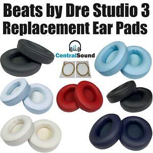 Genuine Beats By Dr Dre Studio 3 Wireless Headphones Ear Pads Cushion Part A1914