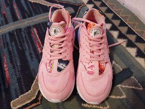 scarpe nike huarache donna rosa