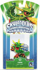 Skylanders Spyro's Adventure CAMO Single Character Figure Pack