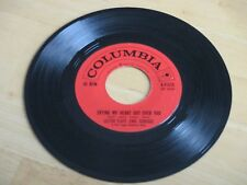 LESTER FLATT,EARL SCRUGGS-CRYING MY HEART OUT OVER YOU / FOGGY MOUNTAIN ROCK VG+