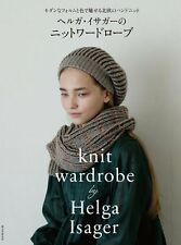Knit Wardrobe by Helga Isager - Japanese Craft Book SP5