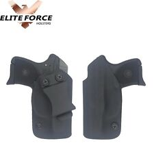 Fits Ruger LCP 380 Kydex IWB Gun Holster by Elite Force Holsters (Free Shipping)