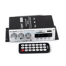 LP-A7USB Mini Car Power Amplifier w/ USB SD DVD CD FM MP3 Remote Controller